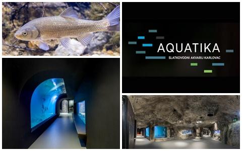 Slatkovodni akvarij Aquatika