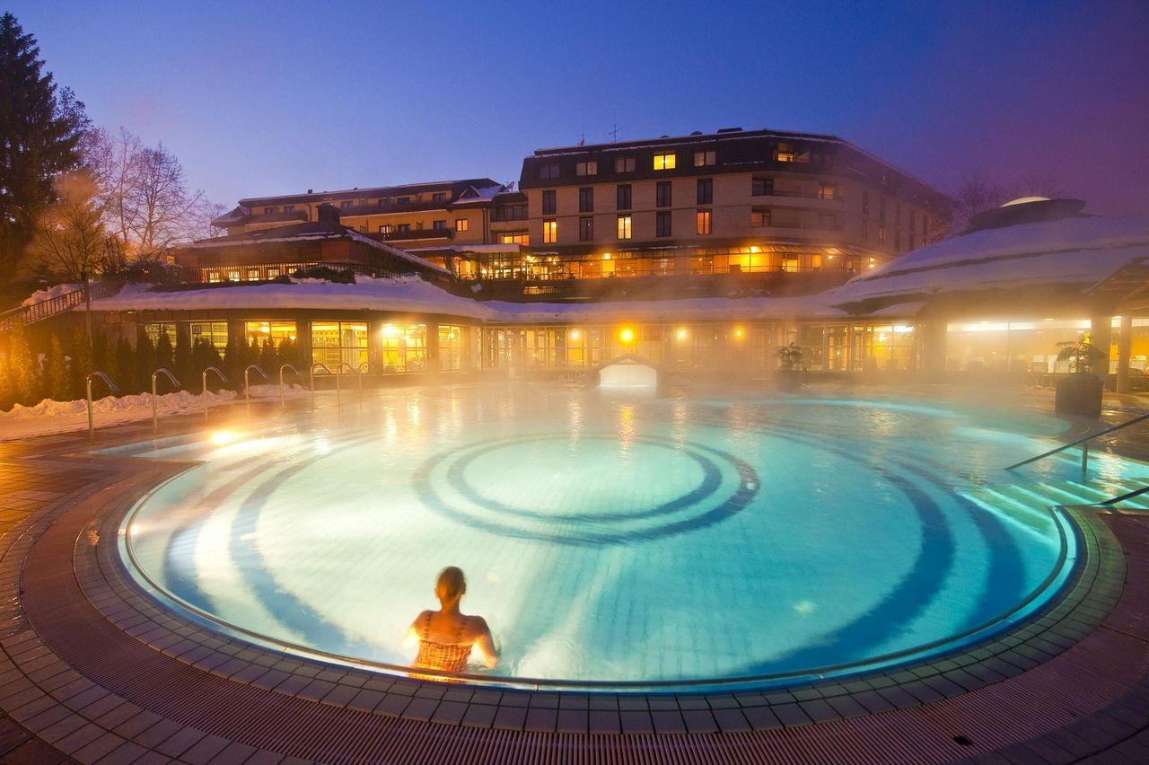 Medical wellness centre vitarium spa clinique info for Wellness hotel slovenia