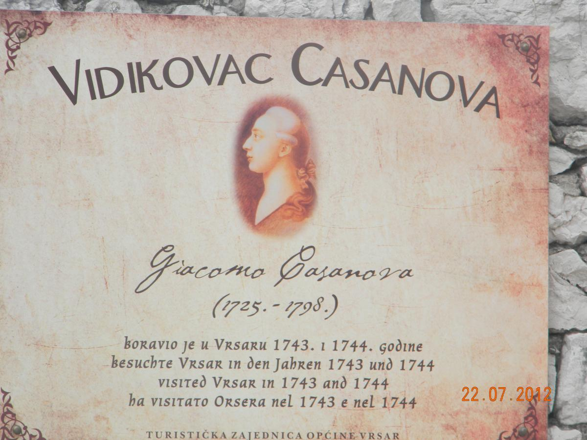 Vidikovac Casanova