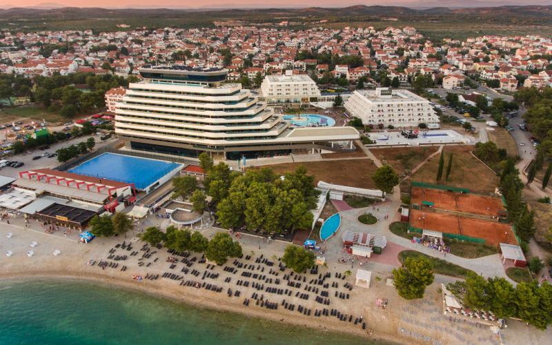 Vodice, hotel Olimpia Sky