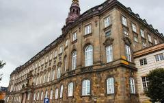 christiansborg-palača
