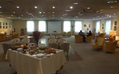 Lounge room BEST WESTERN PLUS Hotel Piramida Maribor.jpg