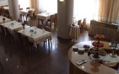 Restoran u BEST WESTERN PLUS Hotel Piramida Maribor.jpg