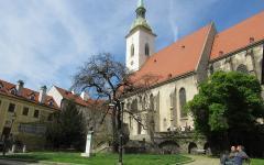 Katedrala svetog Martina u Bratislavi