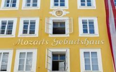 Mozartova rodna kuća