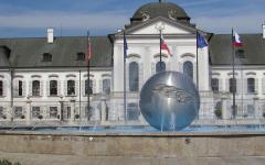 Palača Grasalković u Bratislavi - Slovačka Bijela kuća