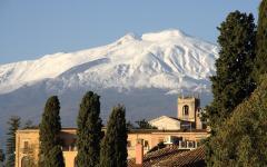 Planina Etna