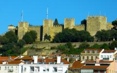 Sv. Juraj Lisabon dvorac