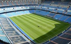 Nogometni stadion Santiago Bernabeu