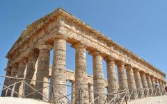 Palermo - grčki hram