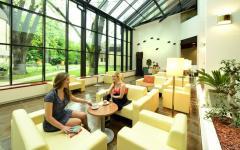 Daruvarske toplice-lobby